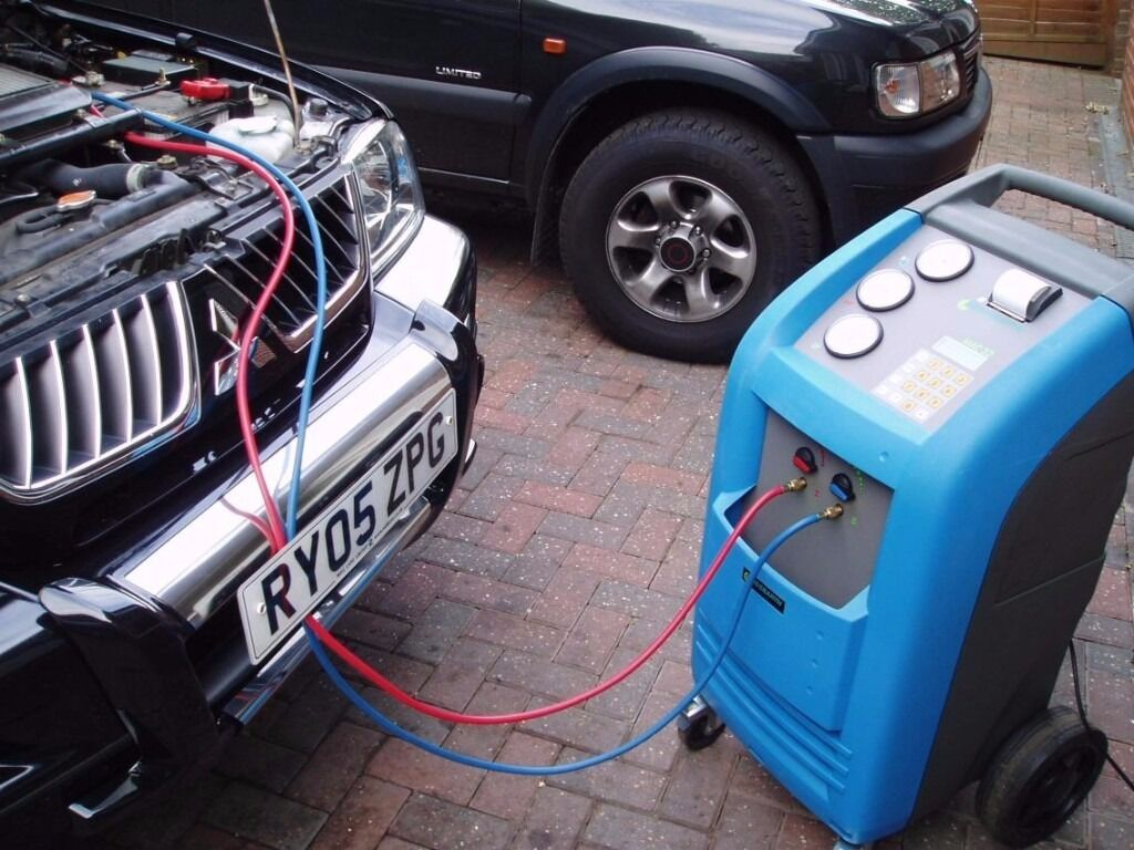 Car Air Conditioning Services. Regas From £35. | in North ...