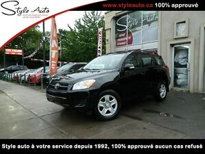 2010 Toyota RAV4 AWD TOUT ÉQUIPÉ