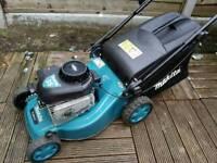 makita PLM4101 petrol lawn mower 410mm cutting blade (3.5hp 4 Stroke Engine)as stihl,viking,honda