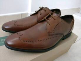 Brand New Clarks Shoes Mens