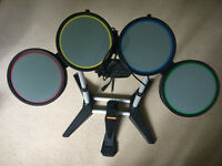 Rock Band Drums for PS3 or PS2