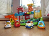 VTech Baby Toot-Toot Driver Garage & Vehicles