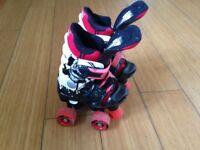 Adjustable Roller Skates (child 10 - 12)