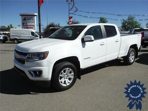 2015 Chevrolet Colorado LT 4WD - Crew - V6 - Only 17,922km
