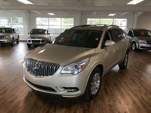 2014 Buick Enclave AWD  (Nav/Lth/s-roof)