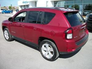 2014 Jeep Compass Sport 4WD Kawartha Lakes Peterborough Area image 7