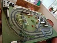 Hornby 00 gauge model railway layout