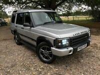2003 53 Land Rover Discovery 2.5 TD5 XS 5dr **Facelift** (New mot) 7 seats & tow pack!!