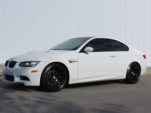 2009 BMW M3 COUPE - SERVICE HISTORY - M DRIVE - COMPETITION WHLS