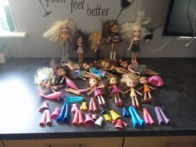 Bratz doll bundle as seen collect or deliver Stonehaven