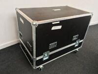 Flight Cases, Great Condition, almost as new BARGAIN ! £50 medium sized or £75 large