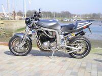 GSXR 1100 Streetfighter Showbike
