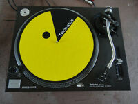 Technics SL1210 MK2 Turntable + Shure M-447 Cartridge