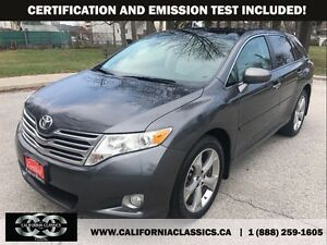 2009 Toyota Venza PANO LEATHER BACKUP CAM - 4X4