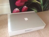 "Apple Macbook Air 13.3"" A1466 / 8GB RAM / 512GB SSD Storage"