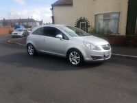 vauxhall corsa 58 reg ideal 1st car as low insurance group very good condition ,px welcome