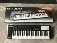M-Audio Oxygen 49 IV - 49 Key USB/MIDI Keyboard
