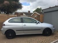 Good condition Seat Ibiza 1.4 great runner with service history and no issues