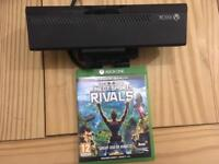 Xbox One kinect Sensor And Game