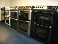 Huge Selection of Ovens Hobs and Cookers - All with Warranty