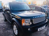 LAND ROVER DISCOVERY AUTOMATIC 2.7 DIESEL SE SERVICE HISTORY LEATHER SATNAV PRIVACY GLASS