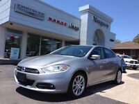 2015 Dodge Dart LIMITED,LEATHER,HEATED SEATS,REMOTE START,ALLOYS