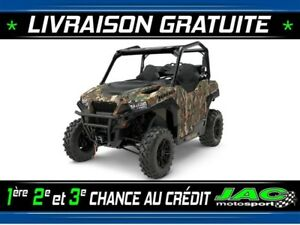 2018 Polaris General 1000 EPS Hunter Edition Défiez nos prix