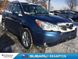 2015 Subaru Forester 2.5i Touring Package  $216 BIWEEKLY HEATED