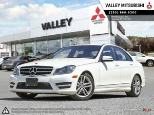 2014 Mercedes-Benz C-Class C300- LEATHER, SUNROOF, HEATED SEATS,