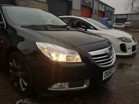 Vauxhall insignia special t turbo 4 wheel drive manual 312bhp