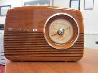 Bush Traditional Radio Receiver