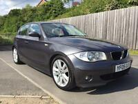 BMW 120D SPORT 5 DOOR not 116 118 318 320 golf a3