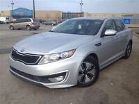 2013 Kia Optima Hybrid Premium | REV CAM | PUSH BUTTON
