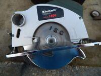 Einhell Global HKL-G1400 – Circular Hand Saw