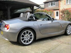 BMW Z4 2.5i (77k mile) convertible automatic