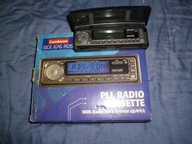 goodmans (GCE 676 RDS) car stereo