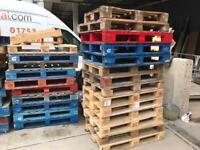 APPROX 150 PALLETS