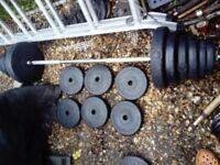 vinyl weights 60 kg