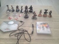 Disney Infinity 3.0 Game and Figures for PS3