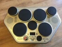 Yamaha DD-55C Pad Digital Percussion Drum System Works great I lost the power lead
