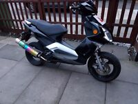 125cc Moped Sinnis Eagle