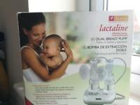 Ameda Lactaline Dual Breast Pump