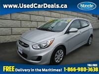 2015 Hyundai Accent GL Htd Seats Fully Equipped Cruise