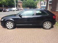 2009 (58) AUDI A3 1.9 TDI E £30 TAX FACELIFT