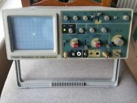 Rapid Electronics 7020 20MHz Dual Channel Analogue Oscilloscope