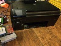 Printer hp photosmart nd ink