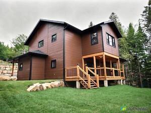 349 000$ - Maison 2 étages à vendre à Val-David