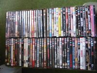 77 DVD films,just films,nothing else.Collect for cash only.