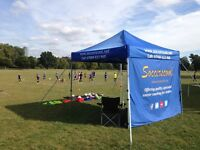 Children's Voluntary Football Coaching Position Available with Soccerscool in Highbury, Islington.