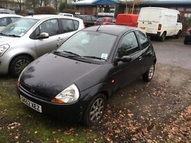 Great little runner, low millege, brand new battery and wheels
